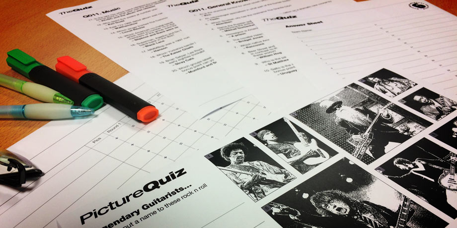 Quiz Resources