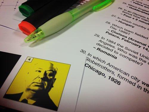 QuizMaker Quiz Sheets