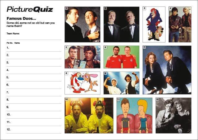 Quiz-017---Famous-Duos-S