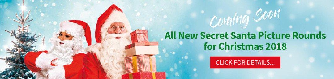 Secret Santas 2018 Ad