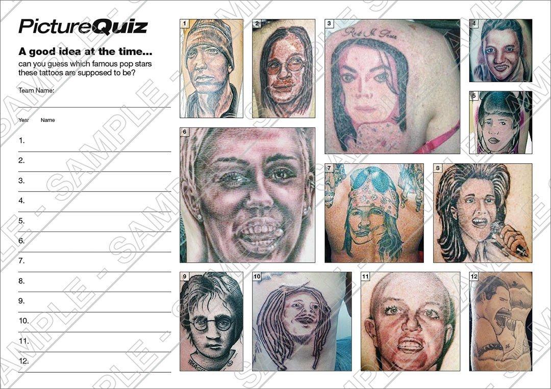Quiz Tattoo