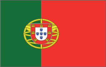 Quiz 053 Euro Countries Portugal Flag