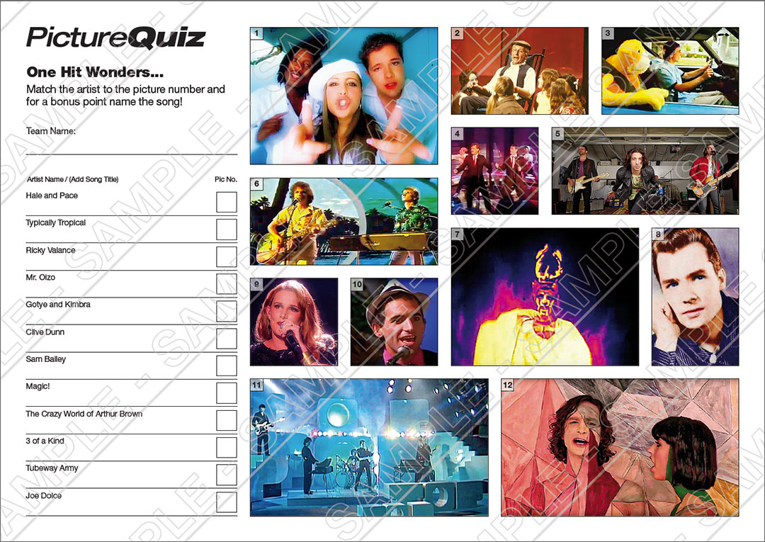 1980s quiz