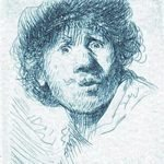 Quiz 22s Featured Image is from the Artists Selfies Picture Round